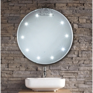 Bathroom Mirror with Sensor