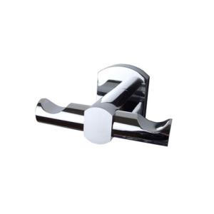 Cubarc double robe holder