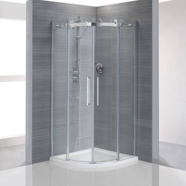 quadrant shower enclosures the alternative bathroom blog. Black Bedroom Furniture Sets. Home Design Ideas