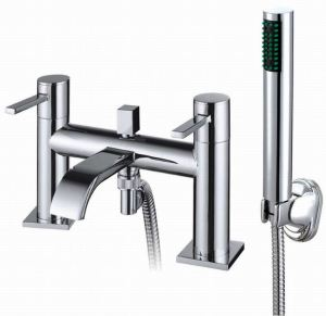 Bath taps and shower