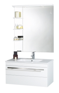 Phoenix Wall Hung Vanity Unit