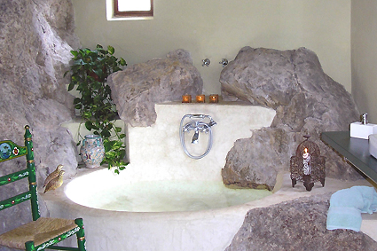 fantasy bathroom