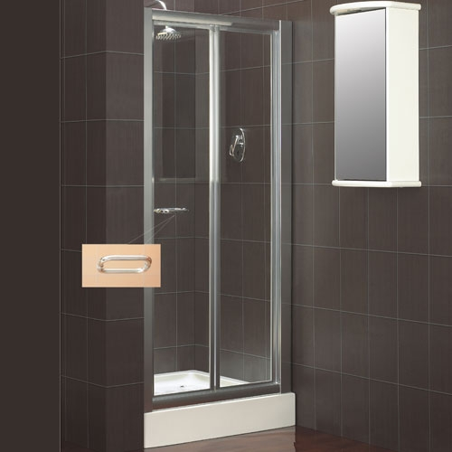 bi-fold shower door