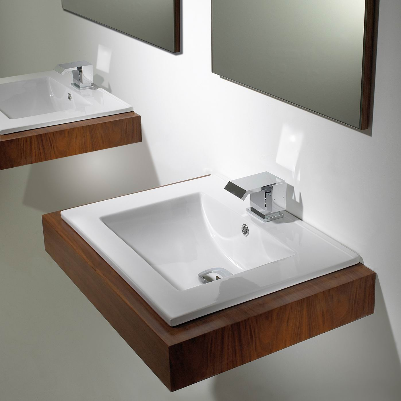 Top mount bathroom sinks - Bathroom Basins The Alternative Bathroom Blog