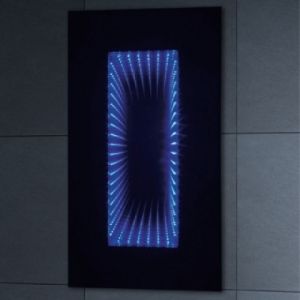 infinity led mirrors