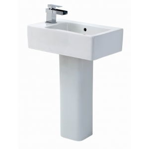 cloakroom bathroom basin