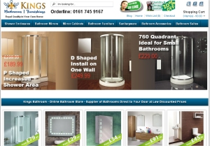 bathroom online retailer